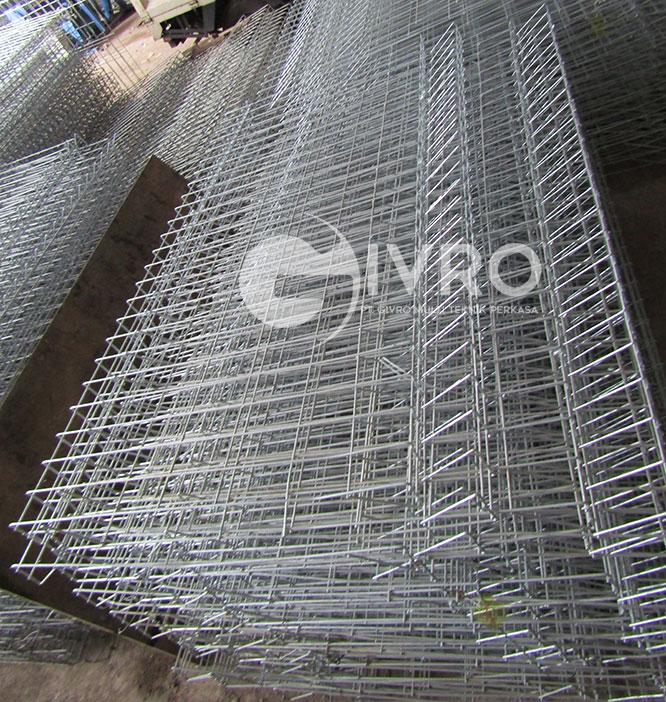 produksi pagar brc