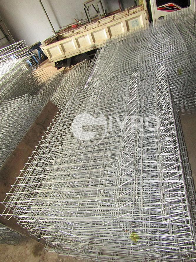 produksi pagar brc murah