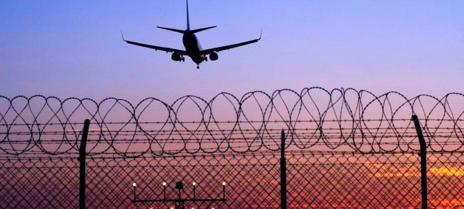 pagar bandara indonesia