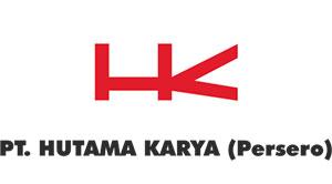 logo pt hutama karya
