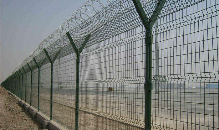 harga pagar bandara