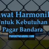 Pagar Kawat Harmonika